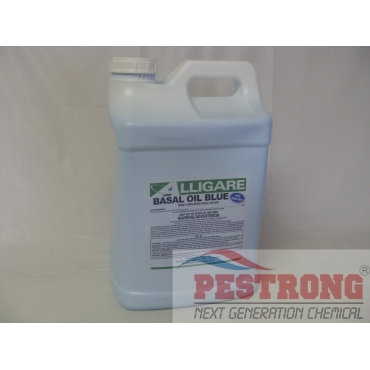 Alligare Basal Oil Blue /w Blue Dye - 2.5 Gallon