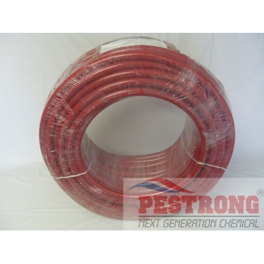 Chemtrol Red Spray Hose - 1/2 in x 200 ft 300 psi