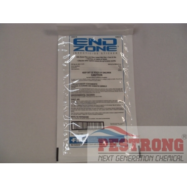 EndZone Insecticide Sticker for Fly - Pack (20 Stickers)