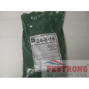 24 8 16 Soluble Fertilizer Plus Minors 25 Lb