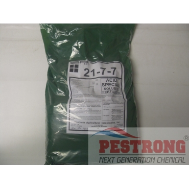 21-7-7 Acid Special Soluble Fertilizer plus Minors - 25 Lb