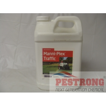 Manni-Plex Traffic 0-0-6 Foliar Silicon Solution - 2.5 Gallon