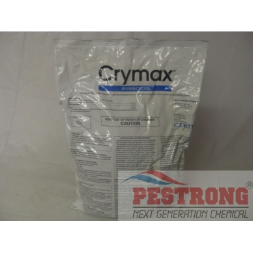 Crymax Biological Insecticide BT Bio Larvicide - 5 Lbs