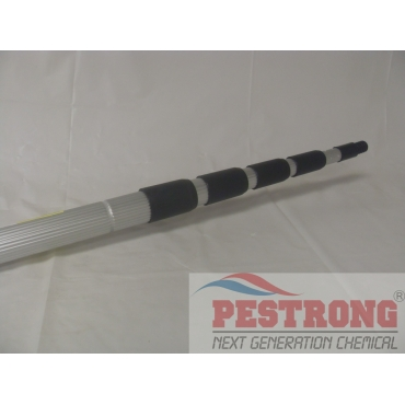 20 Foot 5 Sections Pro Line Aluminum Extension Pole
