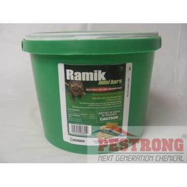 Ramik Mini Bars 64 x 1 Oz Blox