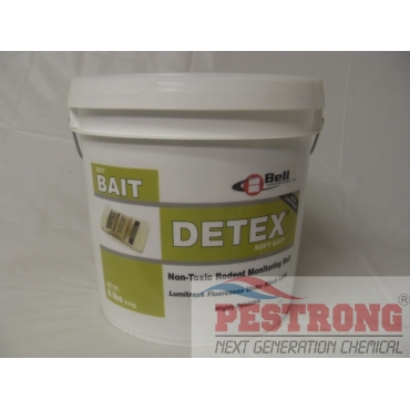 Detex Soft Bait with Lumitrack - 8 Lb
