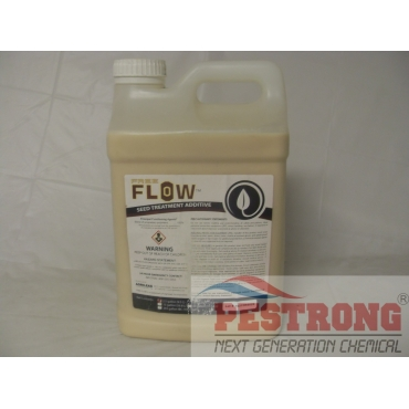 Free Flow Liquid Seed Treatment Additive - 2.5 Gallons