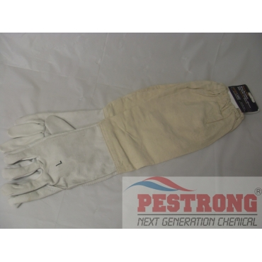 Bee Gloves Beekeeping Soft Cowhide