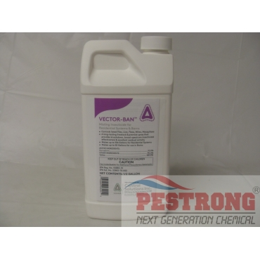 Vector-Ban Misting Insecticide for Mosquitos - 0.5 Gallon