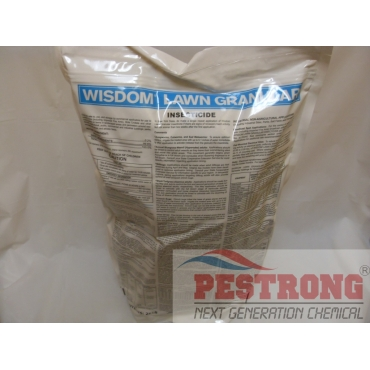 Bifenthrin Wisdom Insecticide Granule 25 Lbs