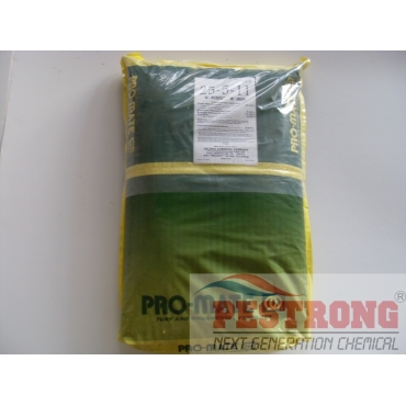 Pro-Mate 25-5-11 50% pcscu 2% Iron Granular Fertilizer - 50 Lb