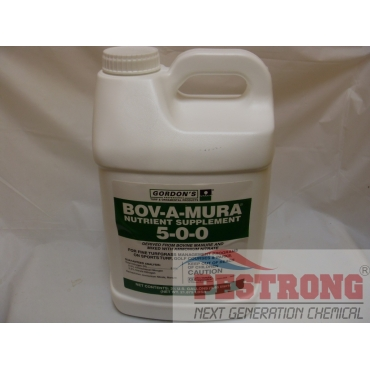 Bov-A-Mura 5-0-0 Liquid Cow Manure Fertilizer - 2.5 Gal