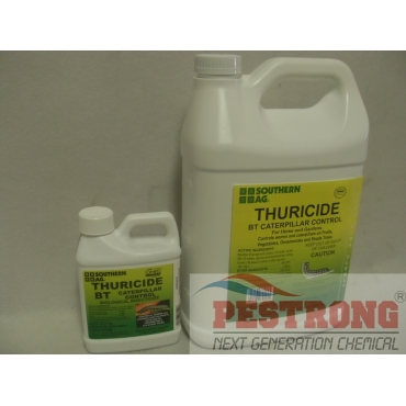 Thuricide BT Caterpiller Control Insecticide Dipel - Pt - Gal