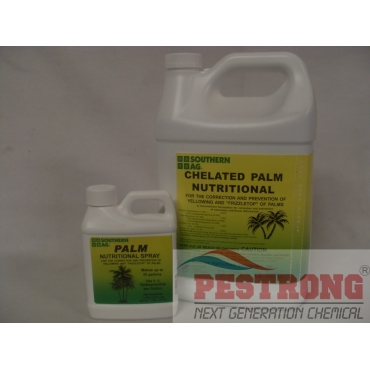 Palm Nutritional Spray Liquid Fertilizer - Pt - Gal