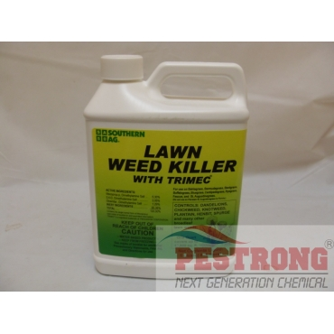 Lawn Weed Killer with Trimec (three way) Herbicide-1qt
