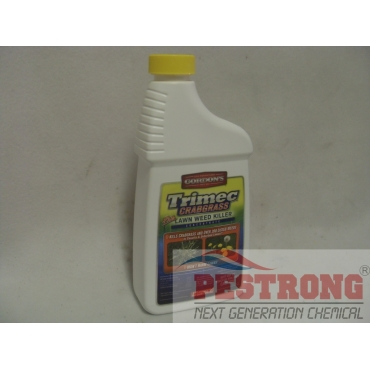 Trimec Crabgrass Plus Lawn Weed Killer Herbicide - Qt