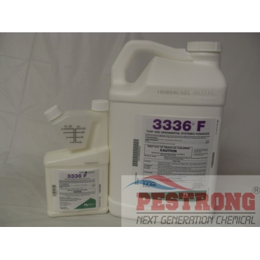 Cleary 3336F Flowable Fungicide - Qt - 2.5 Gal