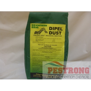 Dipel Dust BT Kills Worms - 4 lb