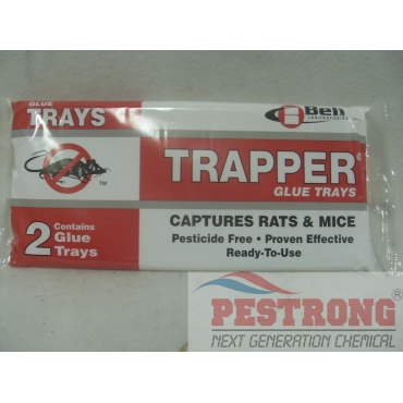 Trapper TR2724 Pack of 2 Glue Boards