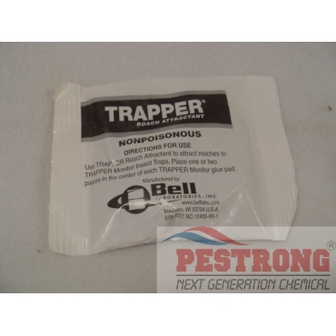 Trapper Roach Attractant Tablets - Pack (50 Tablets)