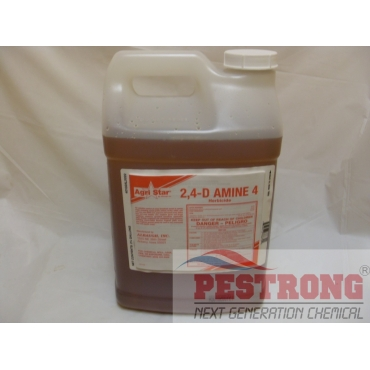 2,4-D Amine 4 Amine 400 Herbicide - 2.5 Gals