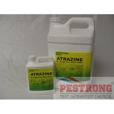 Atrazine for St. Augustine Weed Killer - Qt - 2.5 Gallon