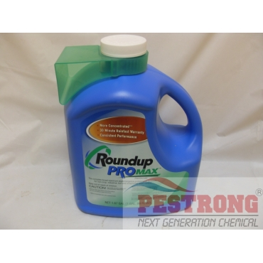 Roundup Promax Herbicide Weed Grass Killer - 1.67 Gal