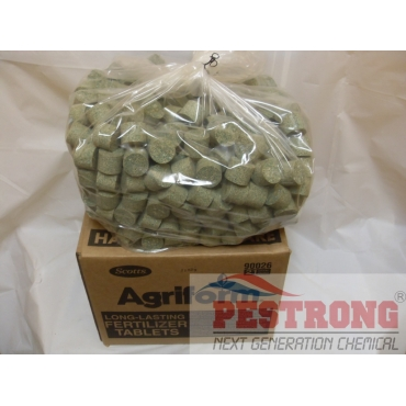 Agriform 20-10-5 Long Lasting Planting Fertilizer Tablet - 1 box ( 500 x 21gms)