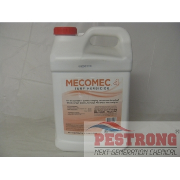 Mecomec 4 MCPP Herbicide - 2.5 Gallons