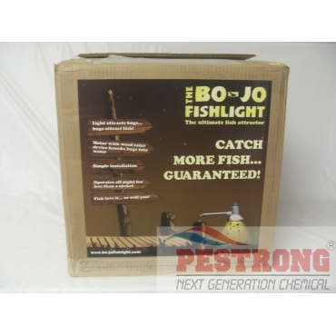 Bo-Jo Fish Feeder Light
