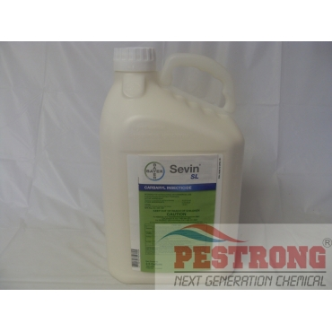 Sevin SL Carbaryl 43% Broad Spectrum Insecticide - 2.5 Gals