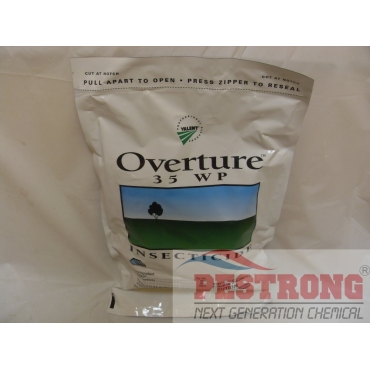 Overture 35 WP Greenhouse Insecticide - 8 x 2 oz