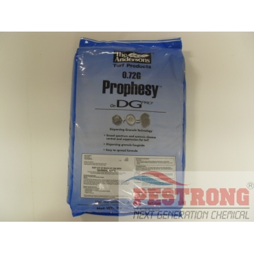 Prophesy 0.72G Fungicide on DG Pro - 25 lbs