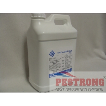 Turf Marker Blue Select Spray Pattern Indicator - 2.5 Gal