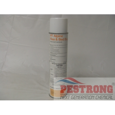 PT Alpine Flea and Bed Bug Aerosol - 20 oz