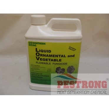 Daconil Liquid Ornamental Vegetable Fungicide - Qt