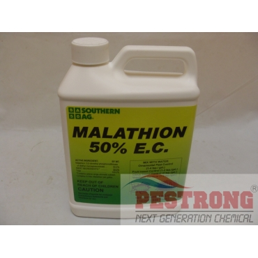 Malathion 50% EC Mosquito Broad Spectrum insecticide - Qt