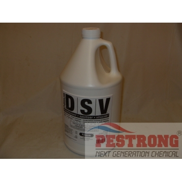 Nisus DSV Disinfectant Sanitizer Virucide Insecticide - 1Gal
