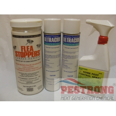 Fleas Economic Pets Control Kit