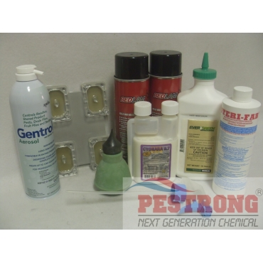 Bed Bugs NY CA All US State Complete Kit