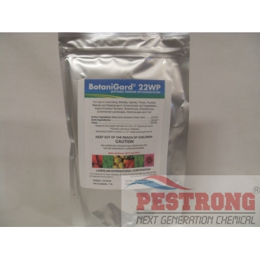BotaniGard 22WP Natural Biological Mycoinsecticide - 1Lb