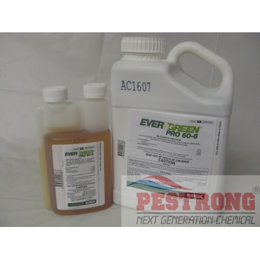 Evergreen Pro 60-6 Pyrethrin Insecticide - Pt - Gallon