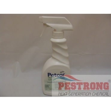Petcor Flea Spray for Dogs Cats with IGR - Pt
