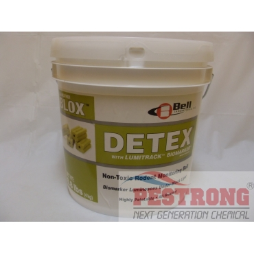 Detex Blox Lumitrack Biomarker - 8.8 lbs