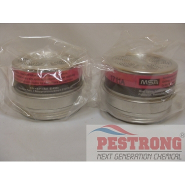 GMA-P100 Cartridges for Comfo Classic Respirator - 2 pack