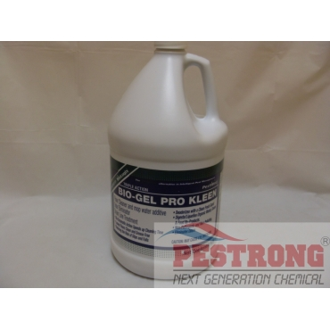 Bio Gel Pro Kleen Mop Water Additive Digester - Gal