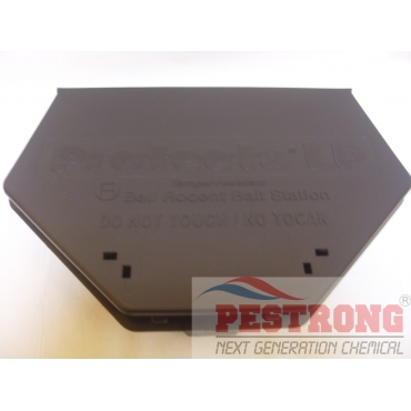 Protecta LP Rat / Mice Bait Station-Black / Grey