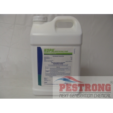 Kopa Insecticidal Soap Insecticide Miticide Fungicide - 2.5 Gallons