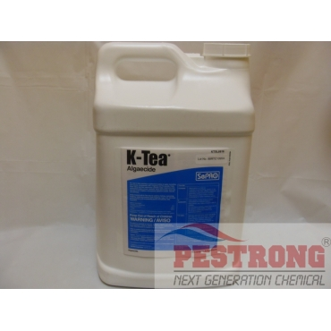 K-Tea Aquatic Algaecide - 2.5 Gallons