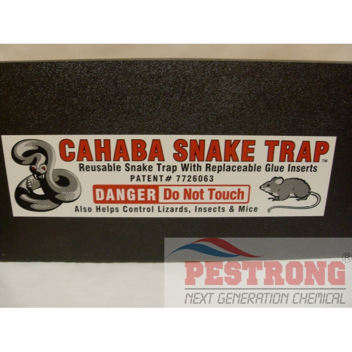 Buy cahaba snake trap large for spider rat mice snake squirrel lizard